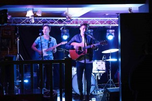 Jacob and Goliath - An acoustic introduction to November's Ealing Eclectic