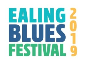 The Ealing Blues Festival 2019 takes place on Saturday 20 and Sunday 21 July in Ealing's beautiful Walpole Park.