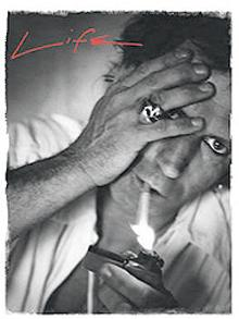 Keith Richards - Life Cover Picture
