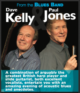 Paul Jones & Dave Kelly Ealing
