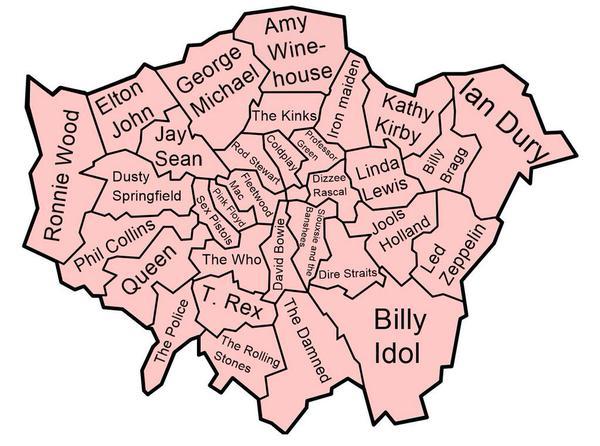 Rock & Pop of London